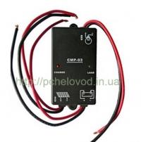 Контроллер заряда CMP03 1/3A 6В/12В