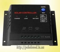 Контроллер заряда для солнечных батарей
