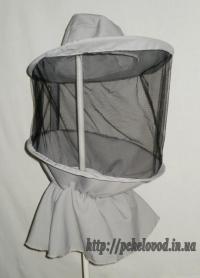 "Маска пчеловода ""Классика"". Материал: лен с габардином"