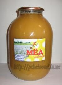 Мед натуральный, Фацелия, 3л