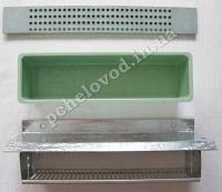 Пыльцеуловитель с металлическим корпусом