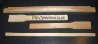 """Деревянные заготовки для сборки ульевой рамки стандарта """"Рут"""" (435х230мм)"""