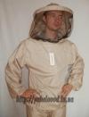 Куртка пчеловода с маской. Материал: хлопок (cotton)