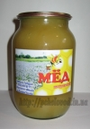 Мед натуральный, Фацелия, 1л