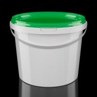 Ведро пластиковое для меда, 5л
