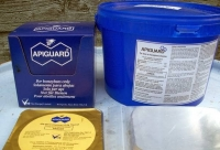 Апигард (контейнер 50 г, ведро 3 кг)