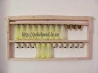 Комплектующие ApiMini на прививочной рамке