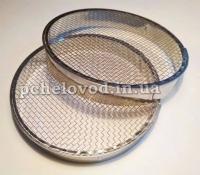 Колпачок для матки круглый, оц.сталь, ∅90мм