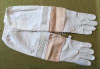 Перчатки BEELAND (кожа) с вентиляцией