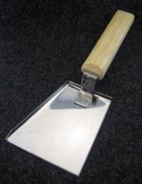 Скребок-лопатка, нерж.сталь