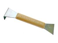 Стамеска пасечная 200 мм (оцинк. сталь)