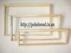 Деревянные ульевые рамки