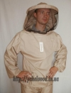 Костюм пчеловода с маской. Материал: хлопок (cotton)