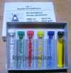 Набор опалитовых меток для мечения маток + клей