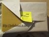 Упаковка с листами вощины